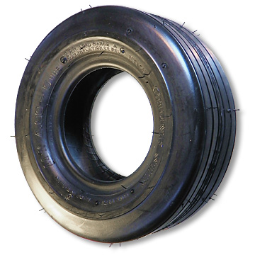 "– Tires For 5"" Tri-Star Wheels"